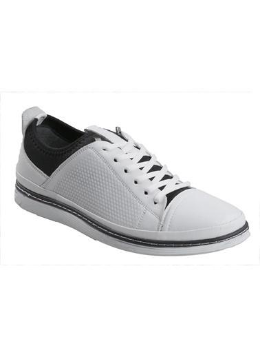 Tardelli 9500 Beyaz Ortapedik Erkek Deri Ayakkabı Beyaz